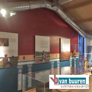 VanBuuren_behang-Romeins-Marskamp-expositie-Pakhuis-Ermelo-NA